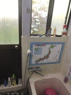 シャワー水栓交換工事の施工前後をご紹介!!